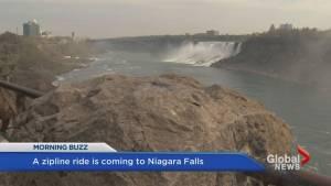 Do you have what it takes to zipline across Niagara Falls?