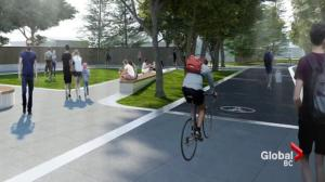 Critics call a proposed bike lane in Burnaby flawed