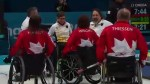 Canada's Paralympic curlers advance to semis in Pyeongchang