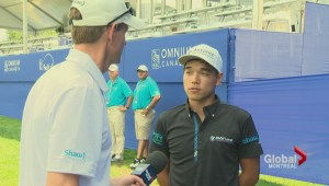 RBC Canadian Open: Rising star Beon Yeong Lee