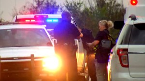 Oklahoma police officers shot in tense standoff while serving a search warrant