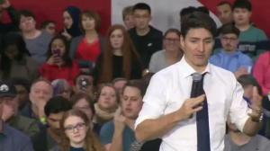 Trudeau responds to fears about immigration, refugees