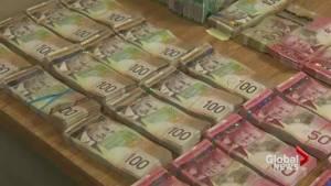 Police raids target international contraband tobacco ring