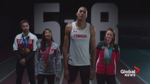 Olympic campaign aims to bring new athletes to the podium