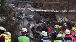 Multiple people killed after trains collide in Germany