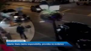ISIS claims responsibility for Danforth shooting, provides no evidence