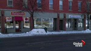 Downtown Fredericton businesses seeing red after a decade of construction