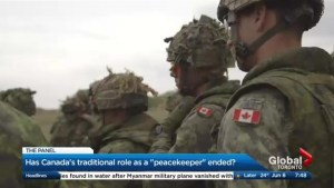 Does Canada really need to increase its defense spending?