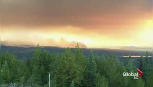 Impact of B.C. wildfires still felt