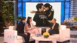 Ellen DeGeneres asks Tessa Virtue and Scott Moir if they're a couple
