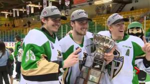 Prince Albert Raiders' WHL title big boost to community spirit in city