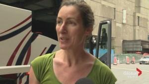 Displaced VIA passengers frustrated but understanding