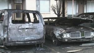 Kelowna apartment blaze may have been arson