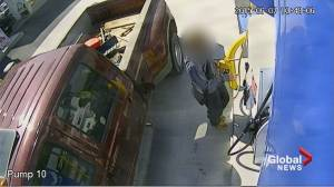 Joshua Mitchell trial: passenger testifies about fatal Calgary gas and dash