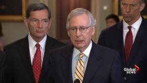 'Better not happen again in 2018': Mitch McConnell on Russian election meddling