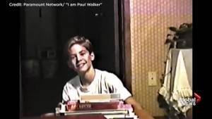'I am Paul Walker' trailer explores actor's early life