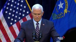 VP Mike Pence says Tree of Life Synagogue shooting 'not just criminal, it was evil'