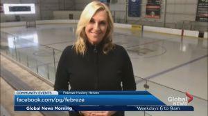 Community Events: Febreze Hockey Heroes