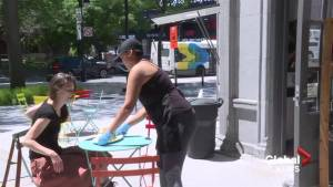 Indigenous roundhouse café helps city's homeless get back on their feet