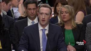 Zuckerberg: Failing to identify Russian misinformation one of his 'greatest regrets'
