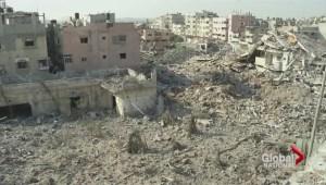 Israel-Gaza conflict: 72-hour ceasefire
