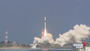 Japan launches satellite to monitor global warming