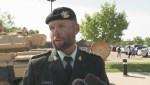Veterans who served 75 years ago in Dieppe honoured in Calgary