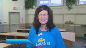 Lethbridge philanthropists make contribution to public school reading program