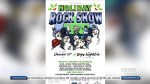 A glimpse into the 23rd annual Holiday Rock show taking place tomorrow
