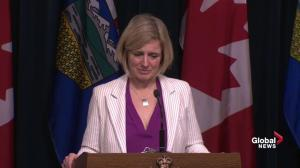 Notley: We have struck the right balance with climate change plan