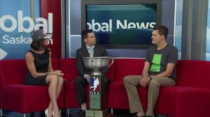 NLL Champion's Cup visits Global Saskatoon