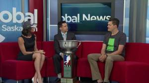 NLL Champion's Cup visits Global Saskatoon (04:31)