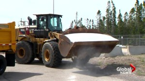 N.B. to purchase road salt from Sussex-area mine, creating 16 new jobs