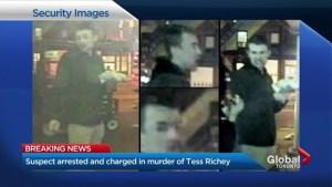 Tess Richey murder update