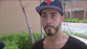 Witness inside Pulse Nightclub describes chaos, smell of ammunition