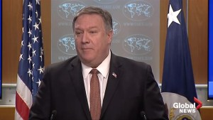 Mike Pompeo rebukes senators over Yemen vote