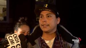 'This is not right': Colten Boushie's brother reacts to verdict