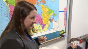 Calgary teacher gets national award for innovation in the classroom