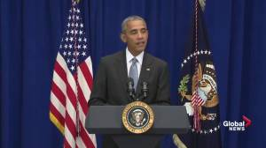 Obama calls New York explosion another act that aims 'to inspire fear in all of us'