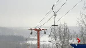 Access road dispute closes ski club