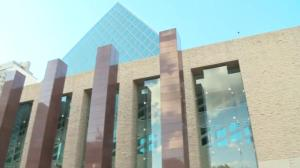 Edmonton's city hall turns 25