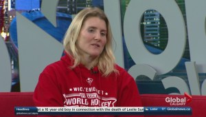 Learn more about Wickfest 2017 from Hayley Wickenheiser