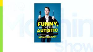 How comedian Michael McCreary busts autism myths with comedy