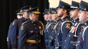 Dan Kinsella sworn in as sixth Chief of Halifax Regional Police