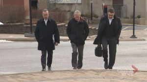 Dennis Oland murder trial hears from more people who attended the murder scene of Richard Oland