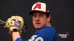 Former Lethbridge baseball player chasing dream in Blue Jays organization