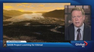 Massive LNG project appears approved for B.C.