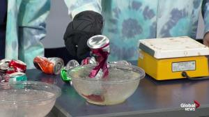Cool Science: Crushing pop cans with air pressure