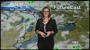Sun, cloud and possible showers expected for weekend