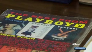 Saskatoon man hopes to cash in on large Playboy magazine collection